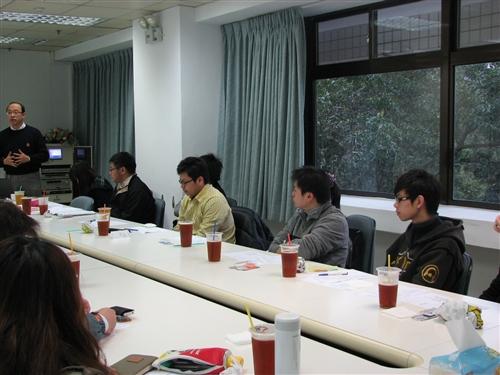 通核中心TA期初座談會《教學經驗分享》