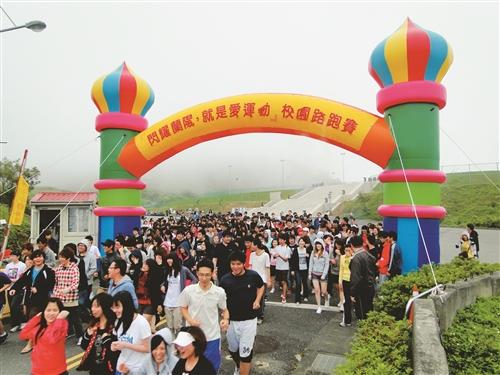 就是愛運動 蘭陽路跑近500人熱情參與黃銘川、黃雯鈺、陳棠笙、莊慧怡奪冠