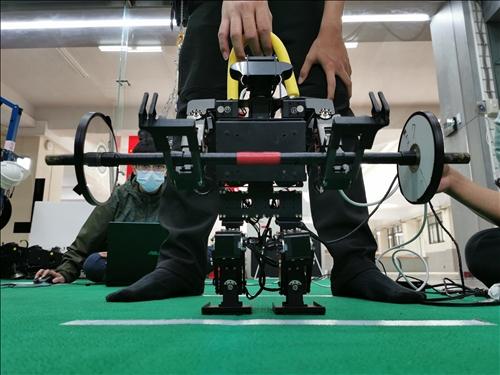 舉重(Weight lifting)比賽照片