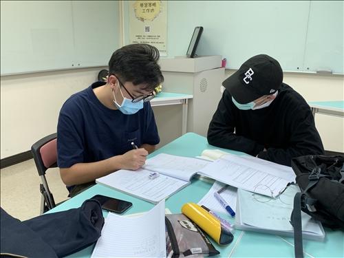 108學年度第2學期大學部學生個別課業輔導