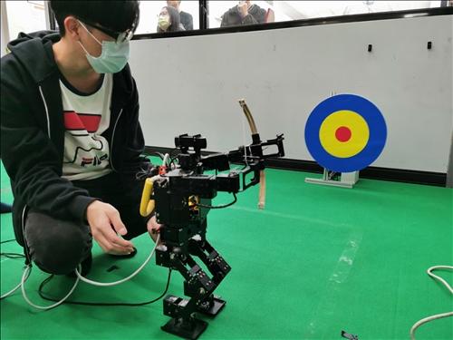 射箭(Archery)比賽照片
