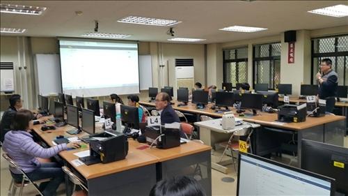 iClass學習平台導入工作坊