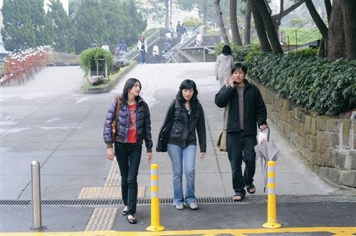 增設行人徒步區 安心舒適