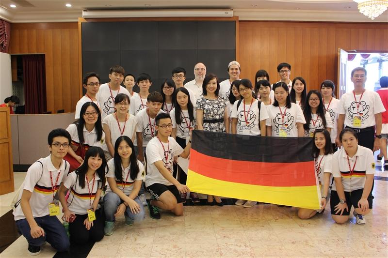 外語學習營─開口說日、法、德、西語的捷徑。