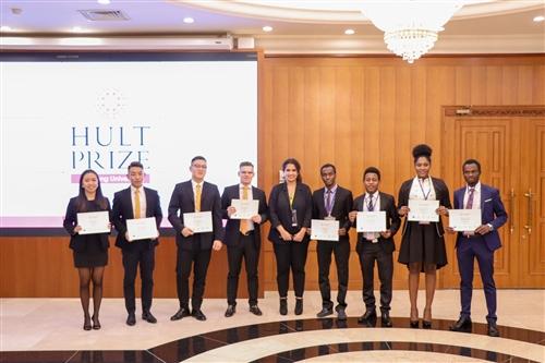 2017 Hult Prize @ TKU霍特獎校園賽