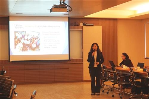 泰國種子教師分享工作坊