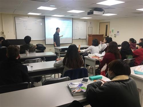 華語文課程班