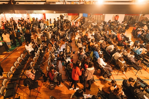 TEDxTKU 2017年會 「Uncharted未知藍圖」