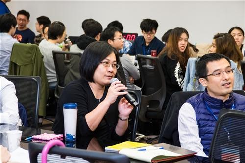 未來學工作坊-前瞻發展議題工作坊