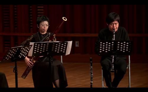 【淡江音樂季】五校聯合音樂會 - 木管五重奏與鋼琴之夜