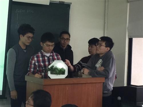 綠精靈工作坊(Green Elf Wall-Smartband workshop+)