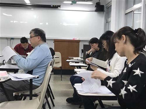 會計系確保學生學習成效說明會