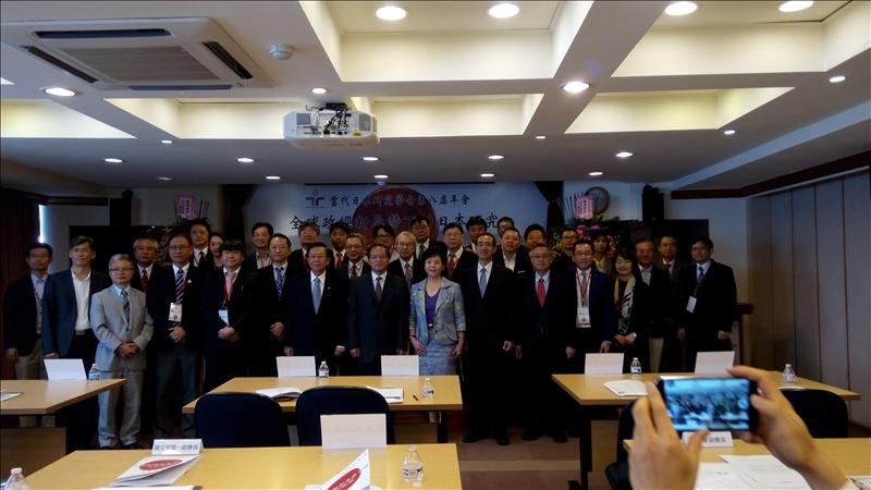 日本政經所於上週五、六,在台北校園舉辦第八屆日本研究年會「全球政經新局勢下的日本研究」國際研討會。