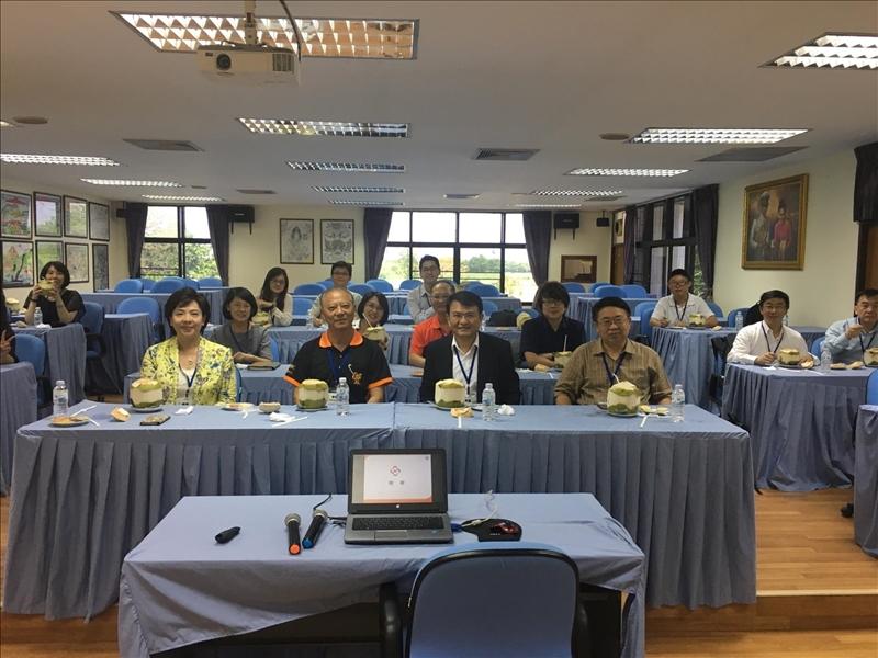 泰國卓越企業參訪 延伸標竿學習範疇