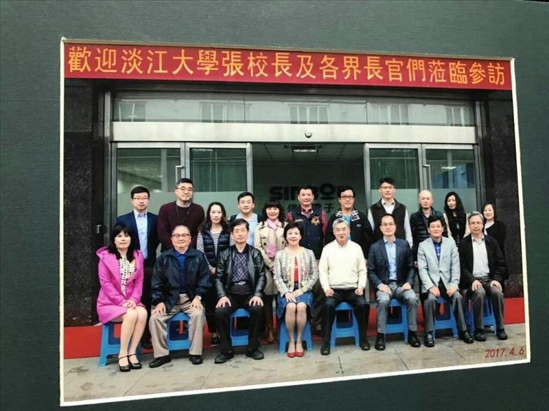 張校長率團參訪大陸華東地區育成中心