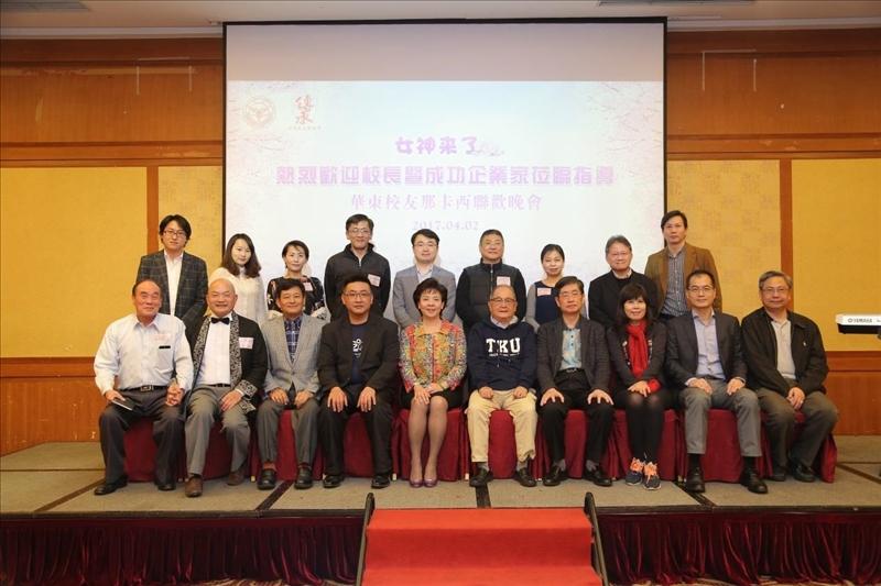 張校長於 4月2日至4月6日,率領校內主管及國內校友至大陸上海、蘇杭等地,對當地政府及育成中心進行參訪與交流。