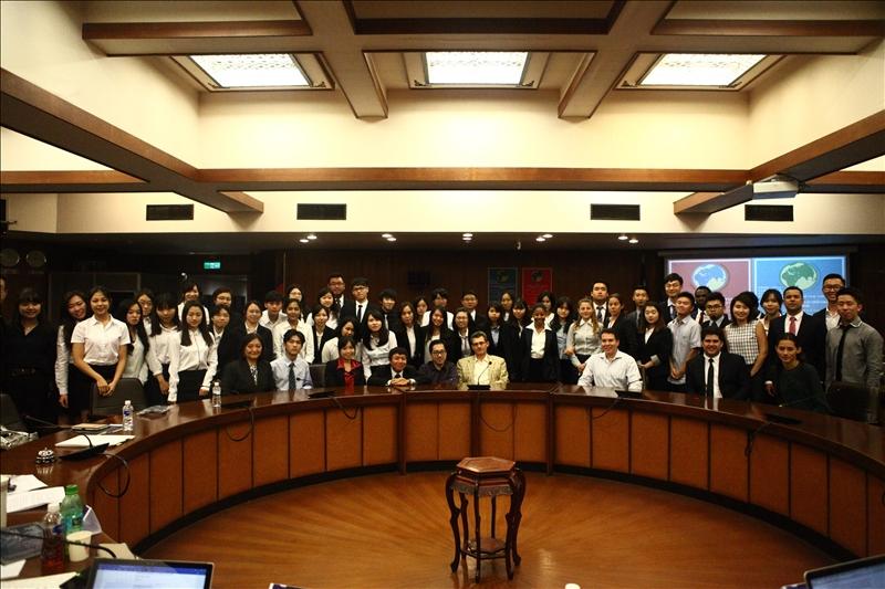 由國際暨兩岸事務處主辦,英文系、外交與國際關係學系系學會、ALPHA LEAGUE學生社團共同於5月8日在本校驚聲國際會議廳舉辦「2017淡江模擬聯合國」會議。