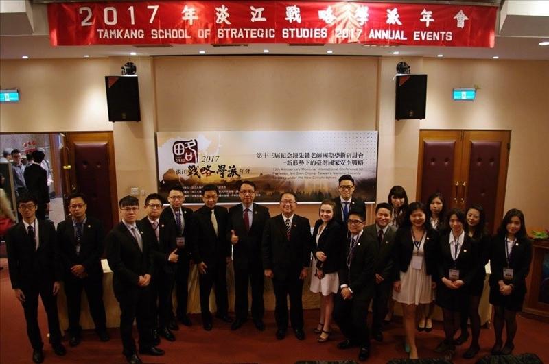 戰略所舉辦年會 發揚淡江戰略學派品牌