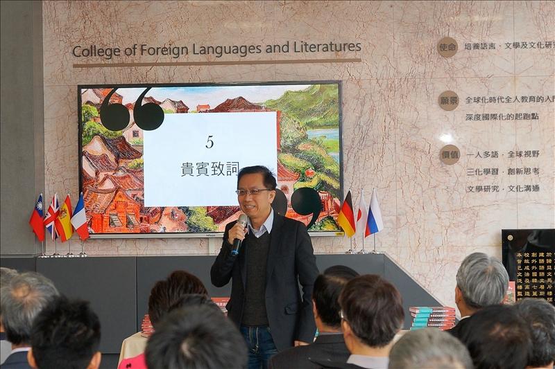 導覽陳澄波油畫 七國語言話說淡水