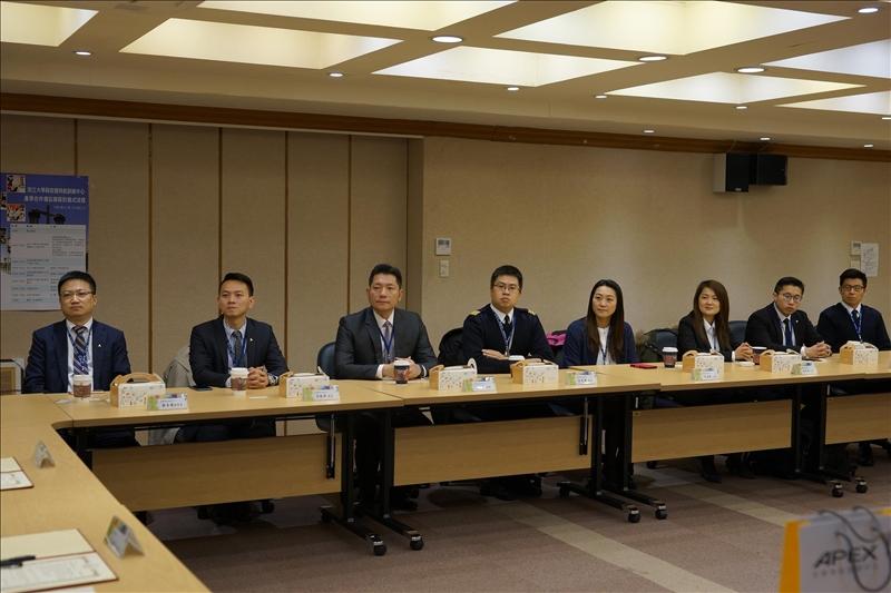本校與安捷產學合作拓展台灣飛航教育