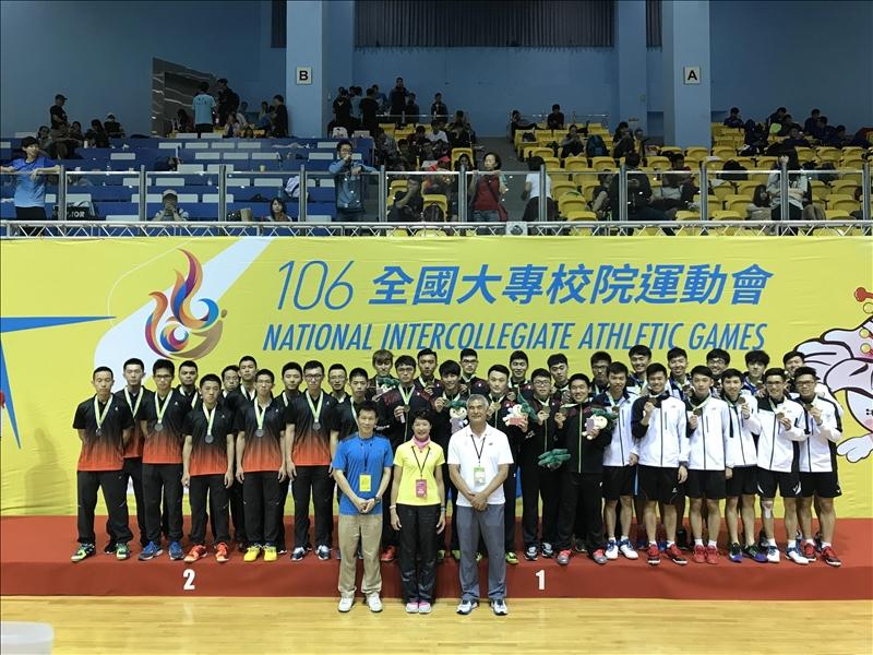 106年全國大專校院運動會,本校以10金5銀7銅的佳績,在無體育科系的私立大專院校中,領先群雄,排名第1。