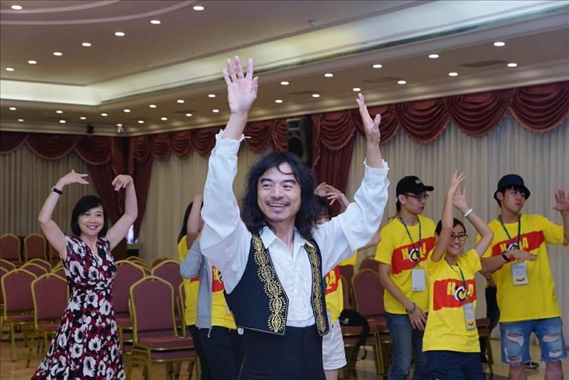 學習第二外語 全國80位大學生齊聚淡江