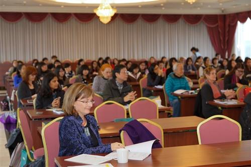 英文系舉辦第六屆國際生態論述會議。