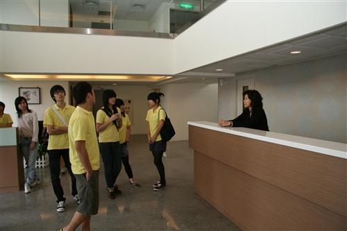 蘭陽校園實習旅館