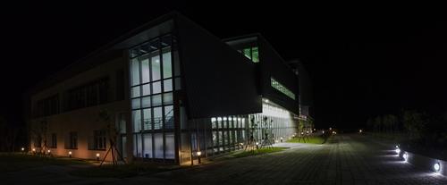 紹謨紀念活動中心夜景