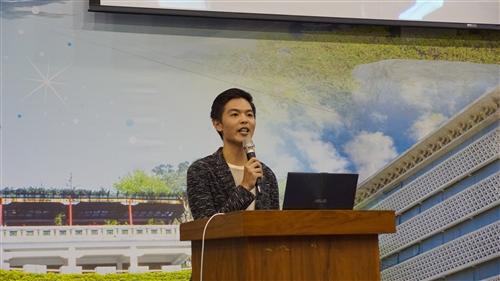 蘭陽校園全球發展學院開學典禮