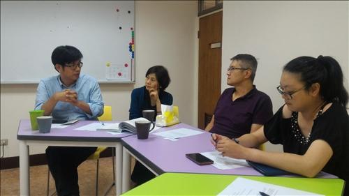 淡江華語中心於6月11日(星期日)下午五點至晚上七點舉辦「數位教材建置研發諮詢會議」,邀請淡江大學教育科技學習徐新逸老師提供諮詢。