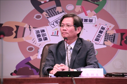 107年度  「5+2」產業研習會-淡江大學研發成果加值研討會——特用化學品在生技環保應用