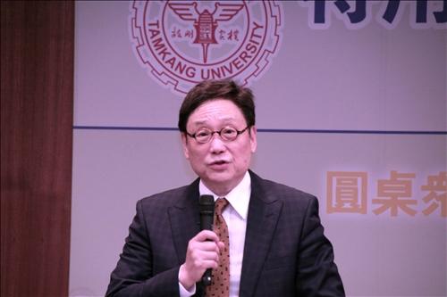 「5+2」產業研習會-淡江大學研發成果加值研討會——特用化學品在生技環保應用