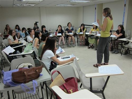 法文系102年度教學卓越計畫之外語教學工作坊