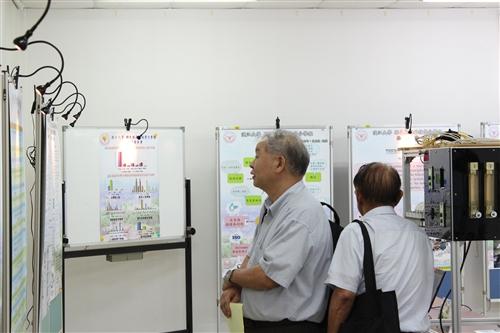 101學年度「綠色能源科技學分學程」計畫成果發表會暨102年「教學卓越計畫」觀摩會