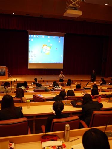 全球創業發展學院企業概論與創業管理成果指導講座_佛光大學許興家教授