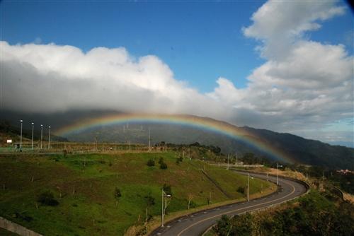 蘭陽校園彩虹