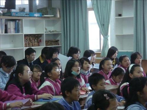 合唱團-帶動中小學社團發展