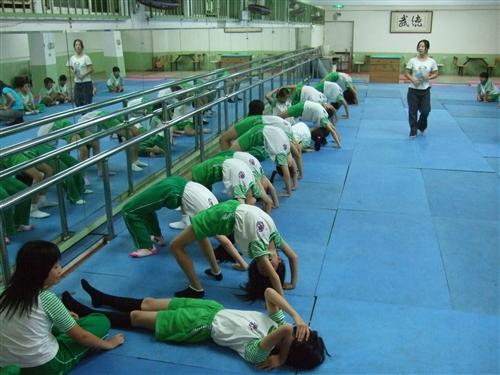 體操社-帶動中小學社團發展