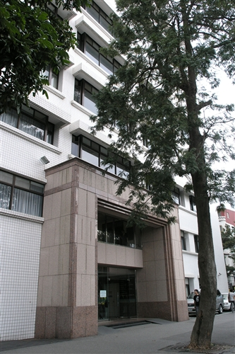 覺生綜合大樓