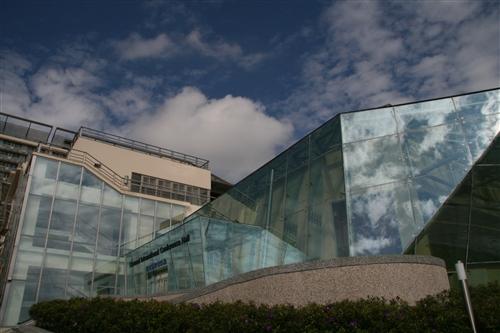 蘭陽校園建邦國際會議廳