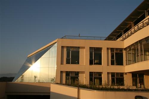 蘭陽校園教學大樓