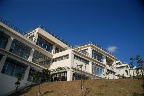 蘭陽校園景觀