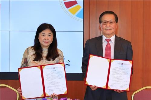 本校與台灣藝術創生文化基金會簽訂合作意向書
