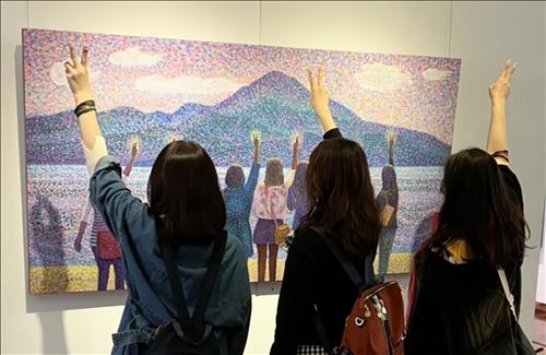 京雅藝術聯盟會員創作展