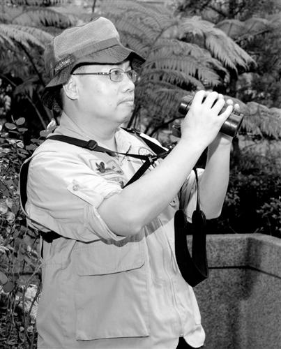 鳥人廖世卿生態外交 台灣保育國際嶄頭角