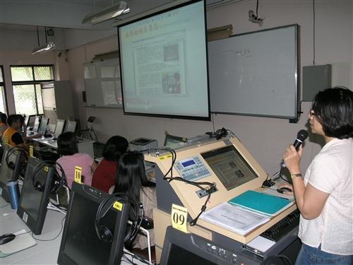 資訊中心網頁服務團隊教育訓練課程 - 無障礙網頁製作說明
