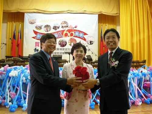 2009 Homecoming Day 校友返校歡迎茶會