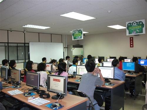 資訊中心資訊安全服務隊教育訓練