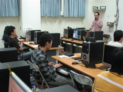 提升教學技巧系列工作坊(二)《網誌與微型網誌時代,您不可不知道的事!》